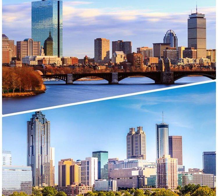 Atlanta and Boston Teams to Join MLR for 2020 Season
