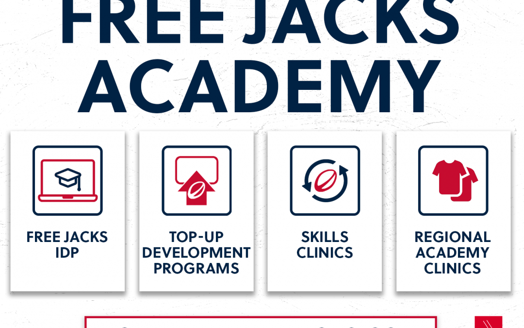 Introducing the Free Jacks Academy