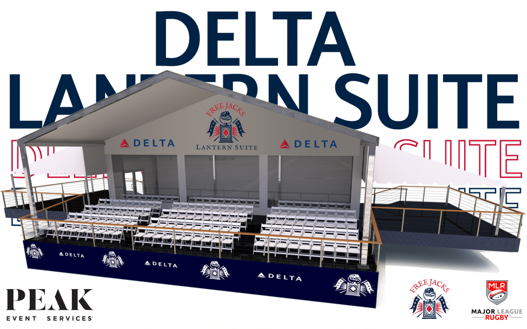 NEW ENGLAND FREE JACKS TO PARTNER WITH DELTA AIR LINES  FOR INAUGURAL 2020 SEASON