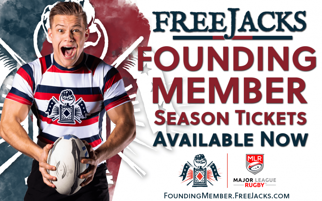 Founding Member Season Tickets Available Now!