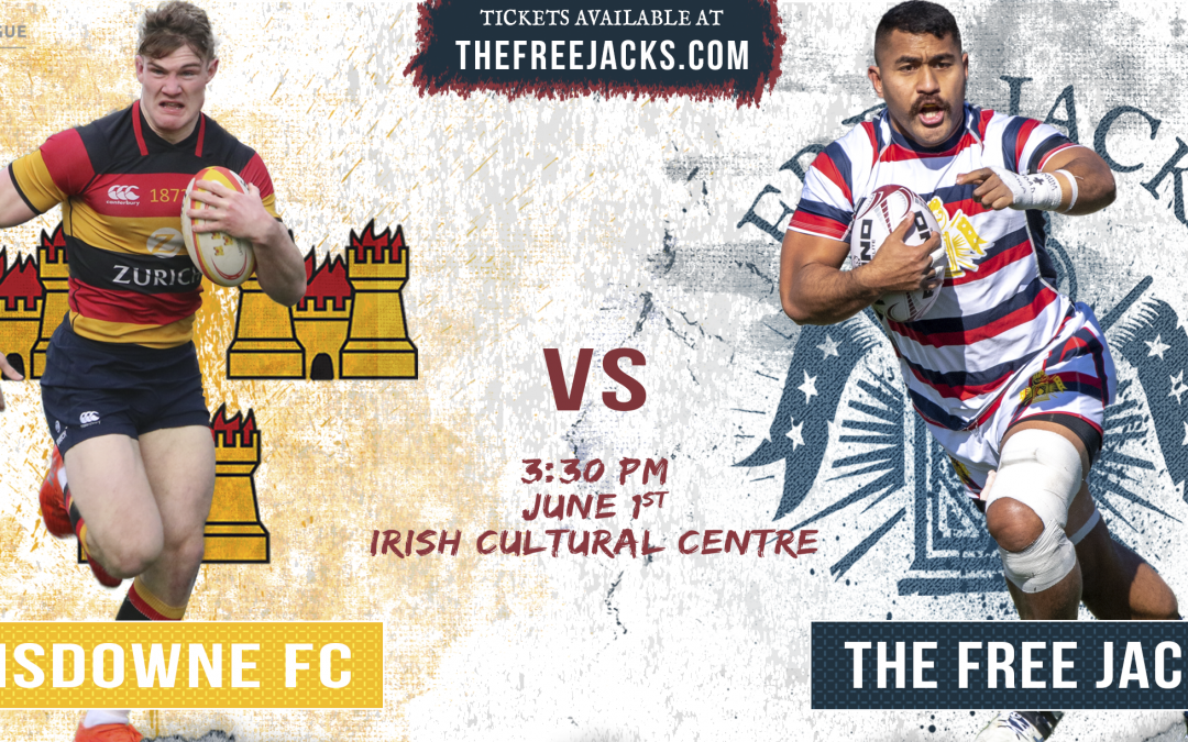 Only 4 Days Left Until the Last Match of the 1st Ever New England Pro Rugby Season!