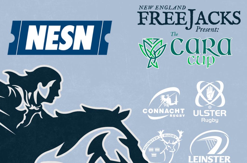 NESN & Free Jacks Announce Television Partnership