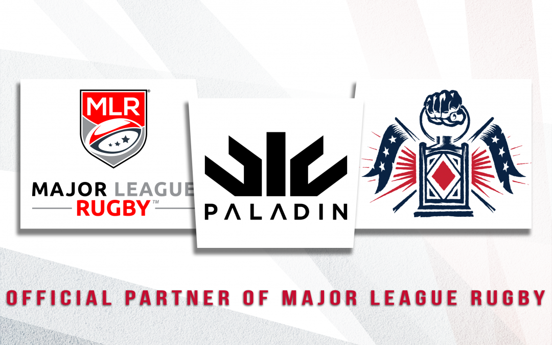Major League Rugby Signs New Apparel Partnership with Paladin