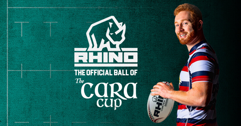Free Jacks & Rhino Rugby Announce Official Ball for the 2019 Cara Cup