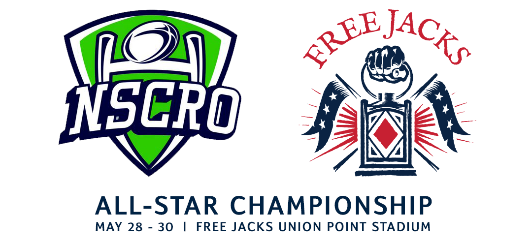 THE NATIONAL SMALL COLLEGE RUGBY ORGANIZATION PARTNERS WITH NEW ENGLAND FREE JACKS TO HOST ANNUAL ALL-STAR CHAMPIONSHIP