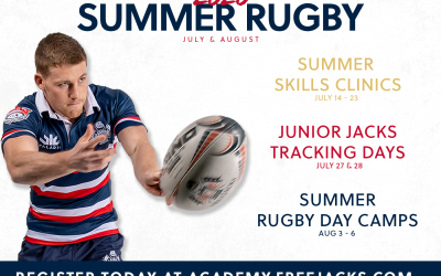 SUMMER RUGBY PROGRAMS