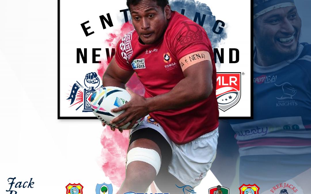 Tongan International Jack Ram to Join the Free Jacks