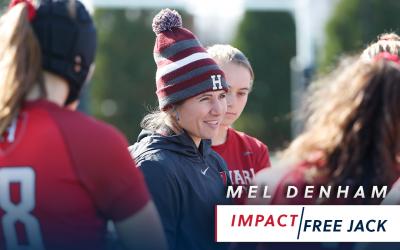 Impact Free Jacks: Mel Denham