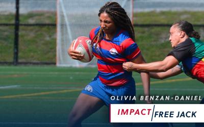 Impact Free Jack: Olivia Benzan-Daniel