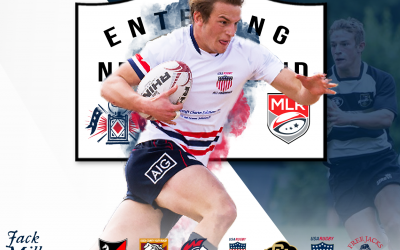 Free Jacks Confirm Promising USA Collegiate Standout, Jack Miller, for 2021 Season of Major League Rugby