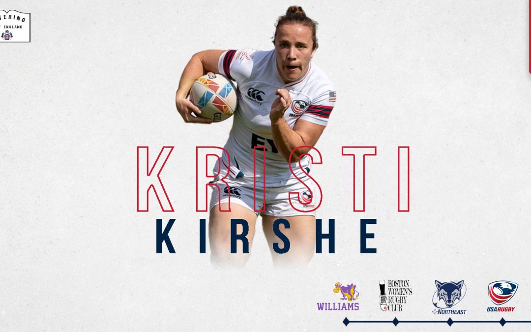 Free Jacks Ambassador: Kristi Kirshe