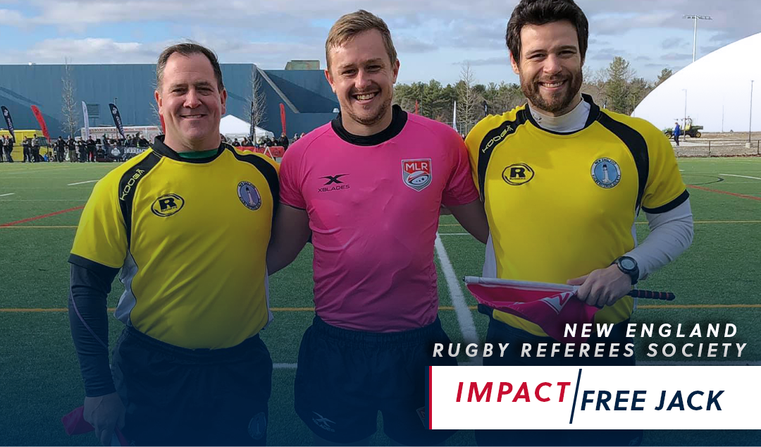Impact Free Jack: New England Rugby Referees Society