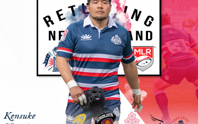 Japanese Rugby Legend, Kensuke Hatakeyama, Returns for 2021 Season of Major League Rugby
