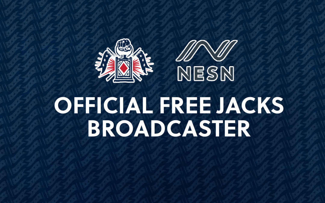 New England Free Jacks and NESN Announce Television Partnership for 2021 Major League Rugby Season