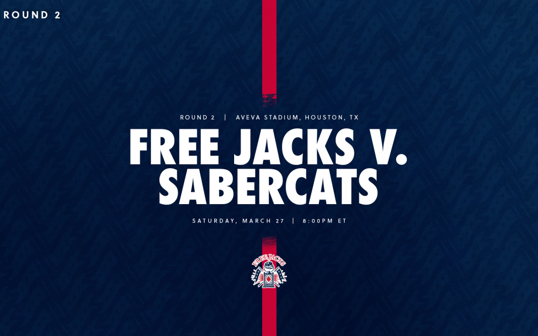 New England Free Jacks Name Match Squad for Round 2