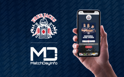 Free Jacks Partner With Matchdayinfo To Deliver 2021 Digital Matchday Programs