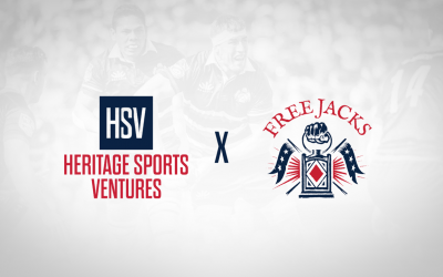 HERITAGE SPORTS VENTURES TO PARTNER WITH NEW ENGLAND FREE JACKS