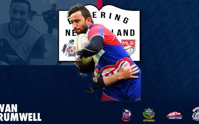 Free Jacks Welcome Ewan Brumwell, Experienced Utility Back, to New England for 2021 Season