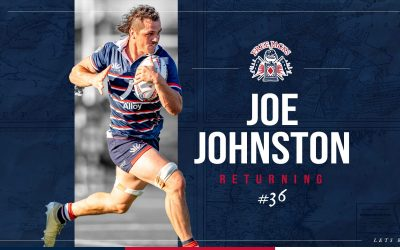 Top Mlr Flanker Joe Johnston Looks To Dominate In His 2nd Year With The Free Jacks