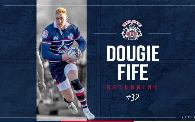 Scottish Sensation, Dougie Fife Gears Up For Second Year With New England