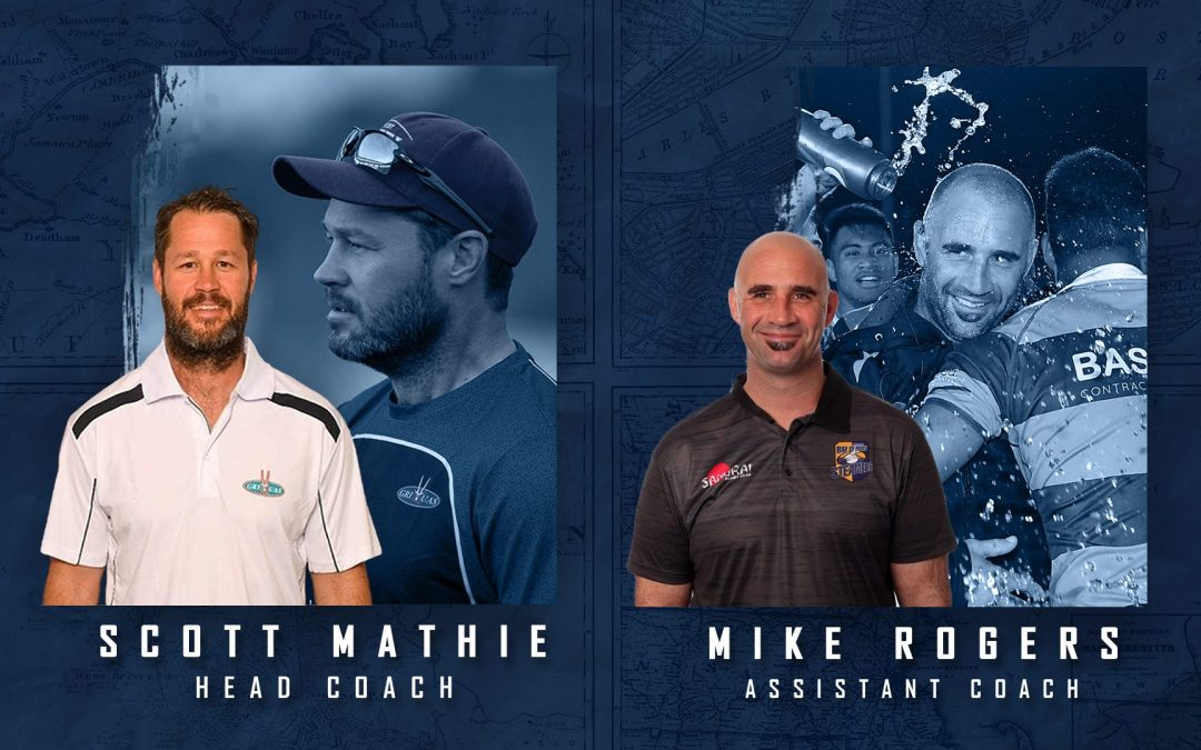 Free Jacks Appoint Prodigious Coaching Duo In Scott Mathie (Head Coach) And Mike Rogers (Senior Assistant)