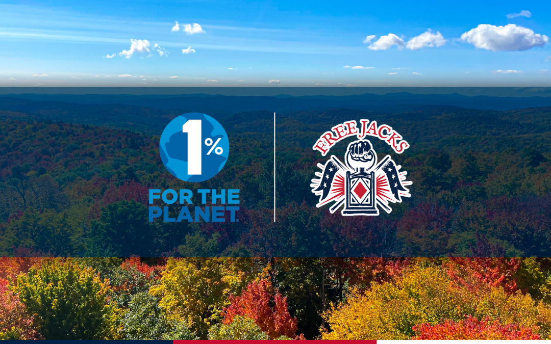 New England Free Jacks Pledge 1% of Annual Revenue to Sustainability Initiatives Becoming the First Professional Sports Organization to Join 1% for the Planet