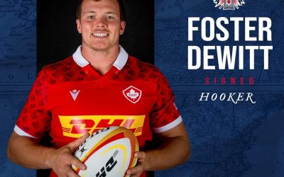 Canadian Front Rower, Foster Dewitt, Signs With New England Through 2024