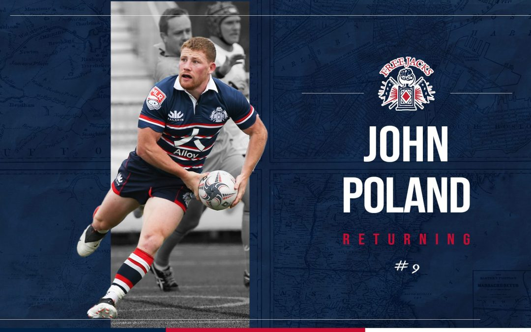 Precision Passer, John Poland, Boots Up For Another Round With New England Heading Into 2022