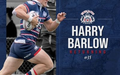 English Finisher, Harry Barlow, Set To Step Past Competition In 2nd Year Of New England Contract
